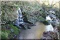 NY1538 : Waterfall, Threapland Gill by Bob Jenkins