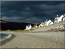 NH1098 : Ardmair Bay Holiday Homes by Matthew Slowe