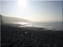 SS8872 : Trwyn y Witch, Dunraven Bay, Southerndown, Wales by John Goodall