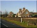 NZ0915 : Sledwich Cottages, near Barnard Castle by Oliver Dixon
