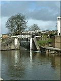 SE1039 : Bingley Three Rise Locks. by Nigel Homer