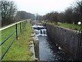SD5173 : Tewitfield Locks by Martyn B