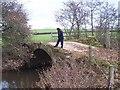 SO7528 : Old Bridge near Everes's Farm by Bob Embleton