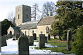 NZ0982 : St Andrew's Church, Bolam by Phil Thirkell