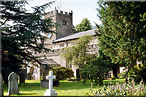 SD6592 : St Andrews Church, Sedbergh by Peter Amsden