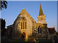 SU9382 : Burnham Parish Church - St Peters by Linda Bailey
