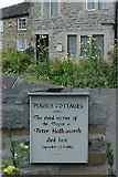 SK2176 : Eyam Plague House by mickie collins