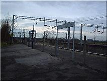 SK2603 : Polesworth Railway Station by Angella Streluk