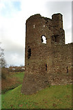 SO4024 : Grosmont Castle by Mike Hallett