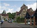 TQ3263 : South Croydon - Churchill Road by DACP