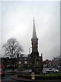 SP4540 : Banbury Cross by Julian Dowse