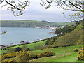 SX4551 : Kingsand and Cawsand from Mt. Edgecombe walk by Martin Southwood
