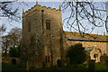 NY9984 : Kirkwhelpington church by Iain Macaulay