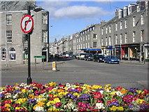 NJ9406 : King Street from Aberdeen Arts Centre by Richard Slessor