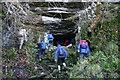 SD9172 : Scoska Cave, Littondale by Bob Jenkins