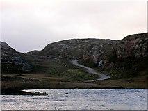 NG7655 : Loch na Creige by Chuck Schubert
