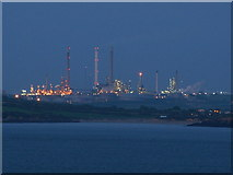 SM9003 : Rhoscrowther Oil Refinery by Anton Robinson