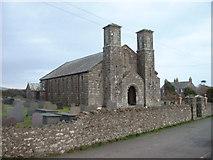 SH1727 : Aberdaron New Church at Bodernabwy by David Medcalf