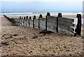 NZ3279 : South Beach, Blyth by Chris Tweedy