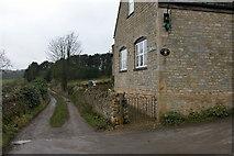 SP1729 : Love Lane, Longborough by Philip Halling