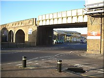 TQ4085 : Wanstead Park station by John Davies
