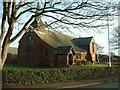SD3548 : St Oswald's Church, Preesall by David Medcalf