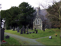 SH5968 : St Mary's Church by Nigel Williams