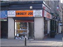 NZ2564 : Smokey Joe's, Pilgrim Street by MSX