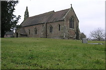 SO6387 : All Saints Church Neenton by Michael Patterson