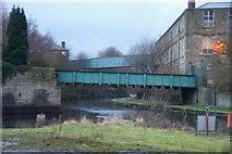 SD8431 : Leeds & liverpool Canal Finsley Gate, Burnley by Alexander P Kapp