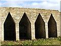 NZ0288 : High Hartington Lime Kiln by Christine Westerback
