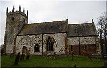 TA0912 : Croxton - Church of St. John by David Wright