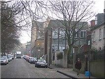NT2674 : Gayfield Square. by Richard Webb