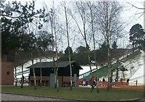 TG2407 : Norfolk Ski Club, Trowse by Katy Walters