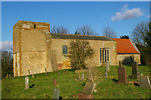 TA0609 : Church of St. Mary, Barnetby-Le-Wold by David Wright