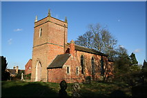 TF4567 : St.Benedict's church, Candlesby, Lincs. by Richard Croft