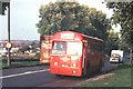 TQ2690 : 212 Bus on North Circular Road by Martin Addison