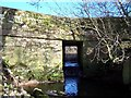 NY2654 : Bamton Beck road bridge by John Holmes