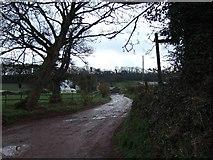SS7401 : Appledore Farm by David Smith