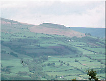 SO2220 : Table Mountain near Crickhowell by John Thorn