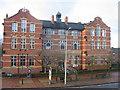 SJ9142 : Sutherland Institute, Longton by Phil Eptlett