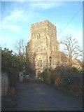 TR3451 : St. Martin's Church, Great Mongeham by Rosie Burnham