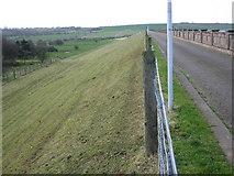SK0722 : The dam, Blithfield Reservoir by Angella Streluk