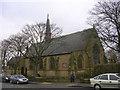 NZ2439 : St John the Evangelist Church, Meadowfield by Oliver Dixon