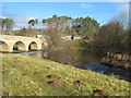 NZ1099 : Stone Arch Road Bridge, Pauperhaugh by C Massey