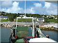B6815 : The ferry to Aranmore, Donegal by Oliver Dixon