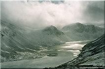 NJ0102 : Loch Avon (Loch A'an) by John Armitstead