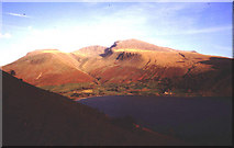 NY1807 : Brackenclose, Head of Wastwater and Scafell. by Peter Ward