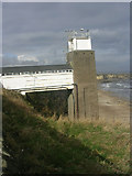 NZ3964 : Marsden Grotto, South Shields by Oliver Dixon