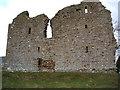 NY6566 : Thirlwall Castle by Norma Foggo